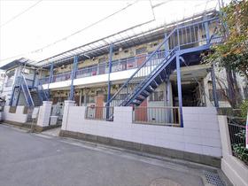 アパートメント正興No.3の外観画像
