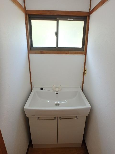 坂倉邸洗面所