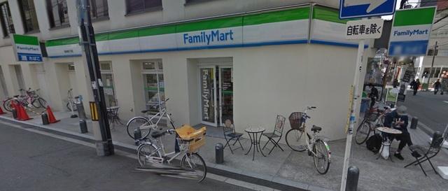 ファミリーマート南船場四丁目店