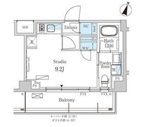 パークアクシス馬込レジデンス 412号室