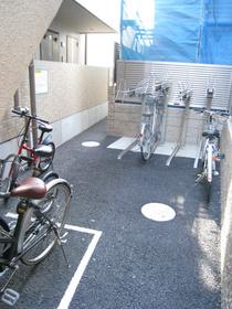 スカイコート富士見台駐車場