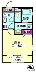 コーラル下丸子 102号室