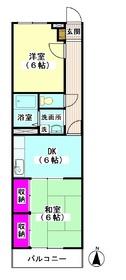 ポートハイム渡辺 202号室