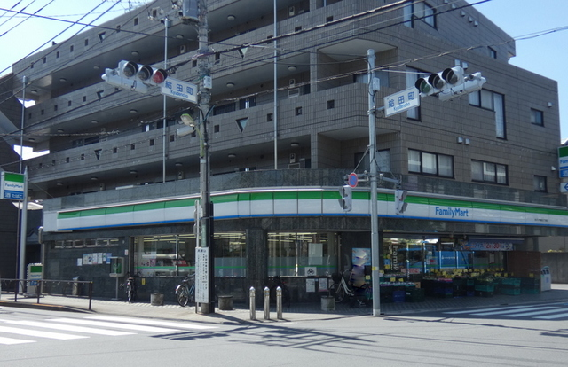 (仮称)世田谷区・給田5丁目メゾン[周辺施設]コンビニ