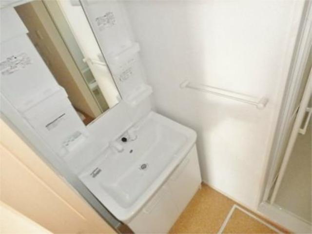 セントハーブ洗面所