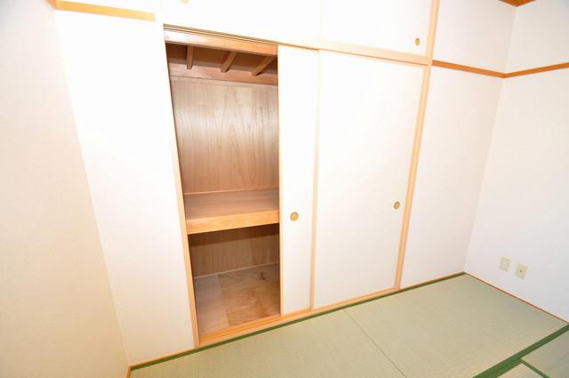 大蓮東1-22-30 貸家 もちろん収納スペースも確保。いたれりつくせりのお部屋です。