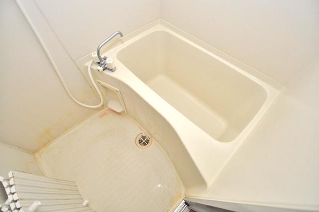 サニーハイム上小阪 一日の疲れを洗い流す大切な空間。ゆったりくつろいでください。
