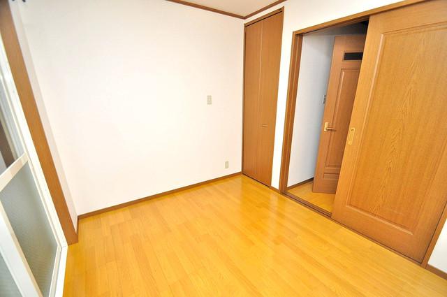 ハイムタケダT-11 明るいお部屋は風通しも良く、心地よい気分になります。