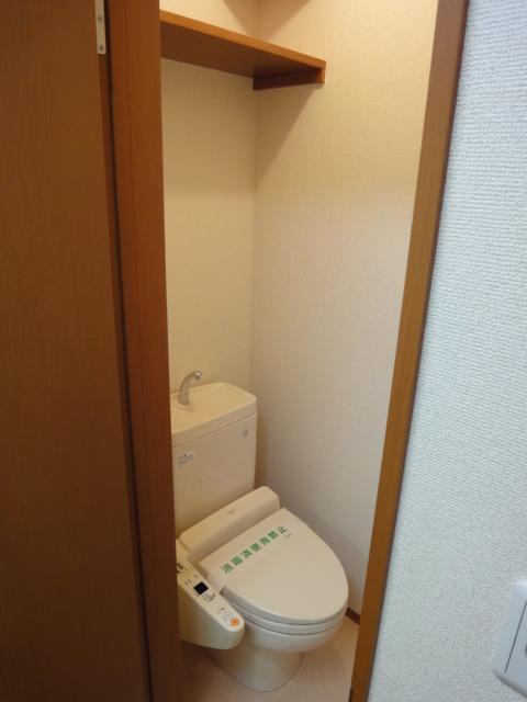 ヴェステンハイムトイレ