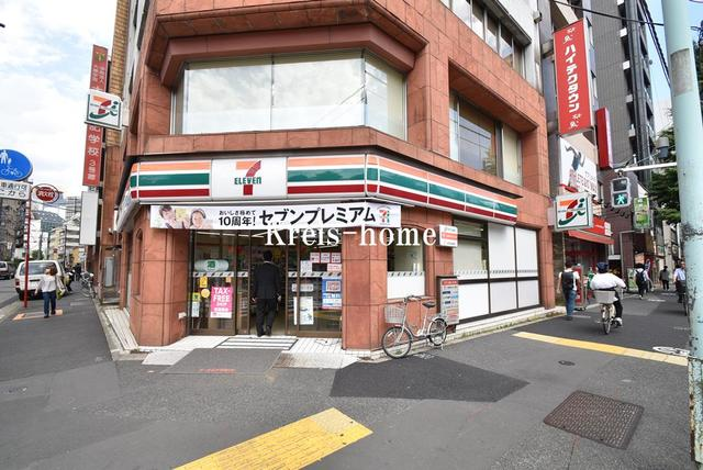 ルジェンテ千代田神保町[周辺施設]コンビニ
