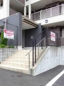 二俣川駅 徒歩6分エントランス