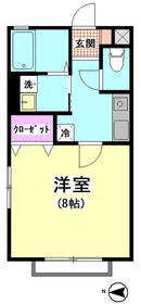 シェ・ソレイユ 101号室