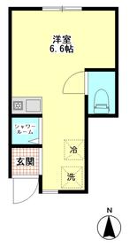 pino京急蒲田 101号室