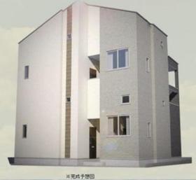ハーモニーテラス武蔵中原の外観画像