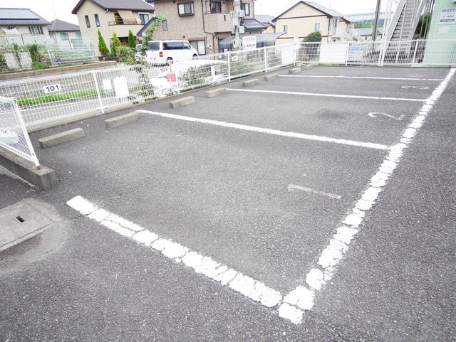 パルネットグリーンヒル駐車場
