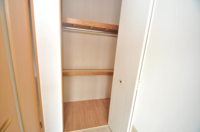 Ambition(アンビション) もちろん収納スペースも確保。お部屋がスッキリ片付きますね。