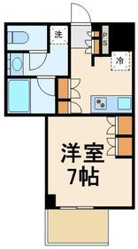 ソラシア小石川6階Fの間取り画像