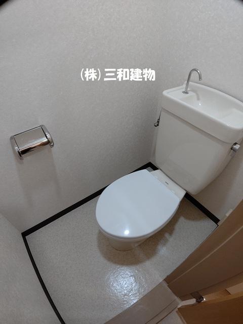 高島平駅 徒歩1分トイレ