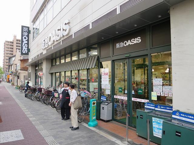 グロリアハイツ 阪急オアシス今里店