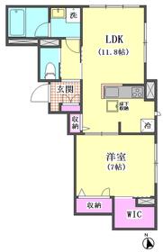 ラルゴ大田中央 101号室