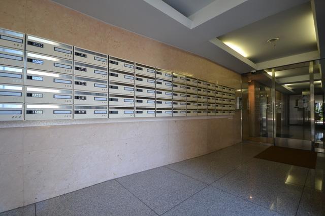 パークノヴァ神宮前共用設備