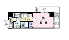 エトワール4階Fの間取り画像
