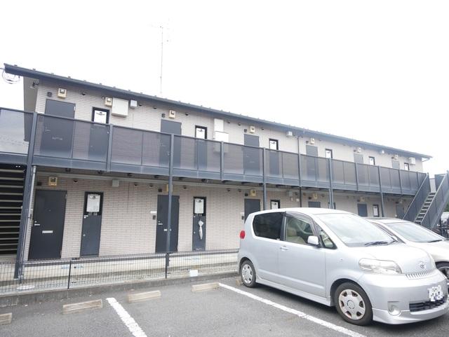 アムール長坂弐番館の外観画像