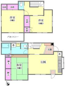 東大井3丁目戸建 101号室
