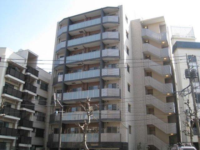 スカイコート川崎西口の外観画像