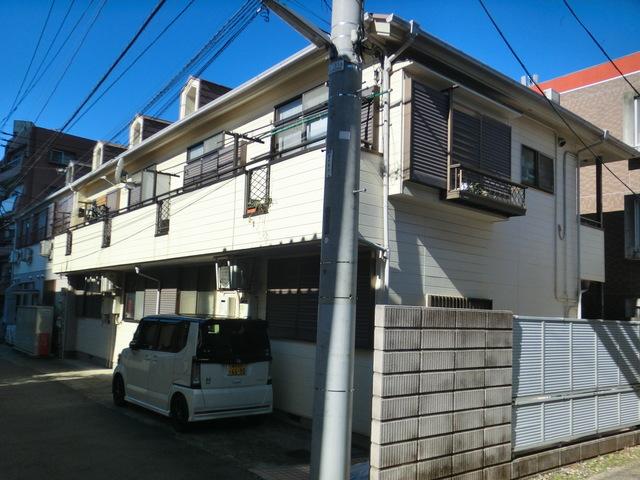 カーザ北新宿の外観外観