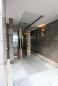クリオレミントンハウス文京播磨坂エントランス