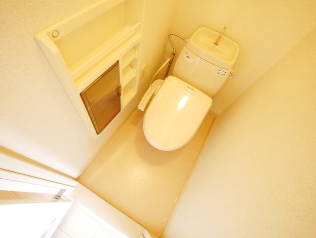 サンファミールSYトイレ