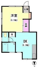ハイム大森 102号室