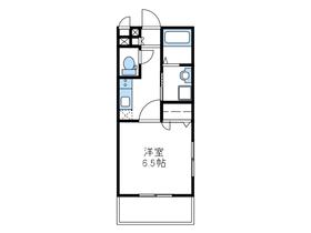 セレーノキリクボ3階Fの間取り画像