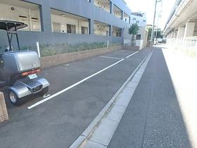 ボナールマンションⅡ駐車場