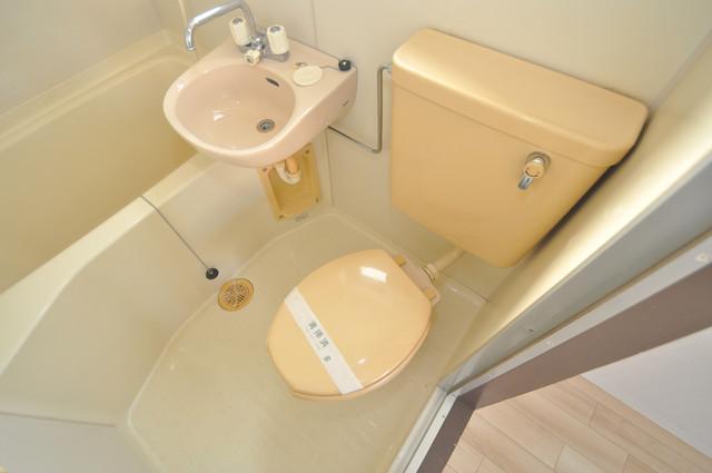 MAISON YAMATO シャワー1本で水回りが簡単に掃除できますね。