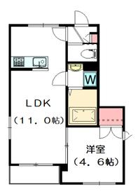 MAISON.J1階Fの間取り画像