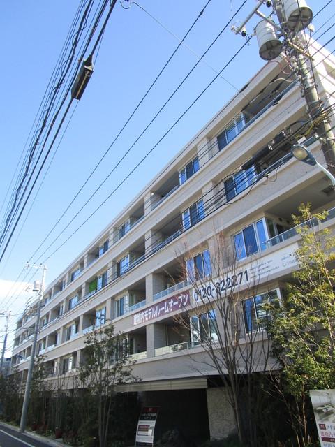 ライオンズ立川錦町レジデンスの外観画像
