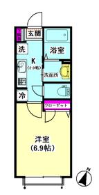 Riso東蒲田 205号室