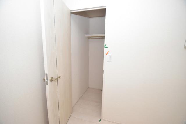 フジパレス諏訪Ⅱ番館 人気のWICです。広々とお部屋が使えますね。