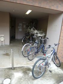 スカイコート中野第2駐車場