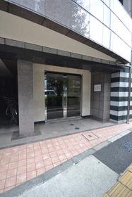 パークウェル五反田エントランス