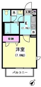 スイーツハウス 101号室