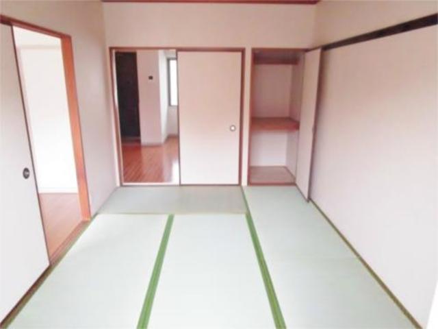 ハイツニュータマ居室