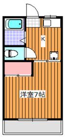 西高島平駅 徒歩29分1階Fの間取り画像