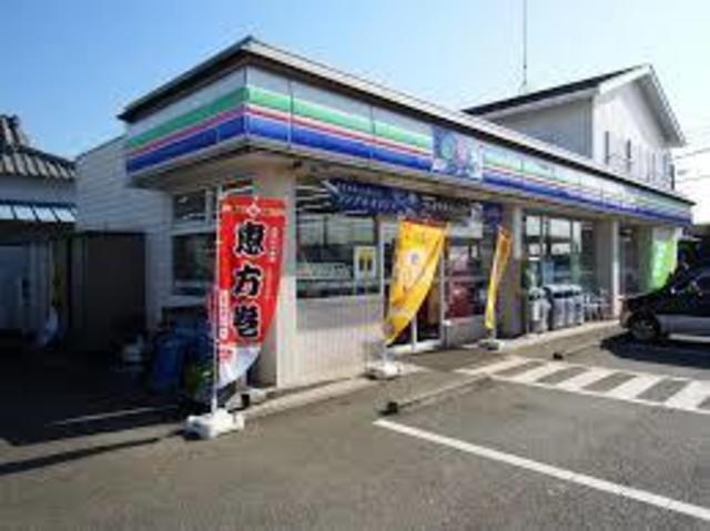 本厚木駅 バス15分「下戸田」徒歩2分[周辺施設]コンビニ