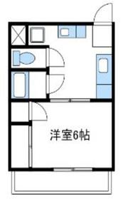 相湘21伊勢原ビル3階Fの間取り画像