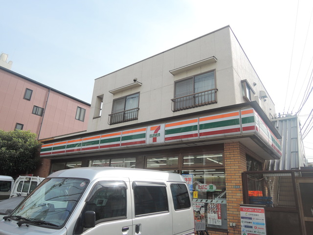 COURAGE三軒茶屋[周辺施設]コンビニ