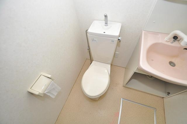 アネックスサンタオ ゆったりと入るなら、やっぱりトイレとは別々が嬉しいですよね。