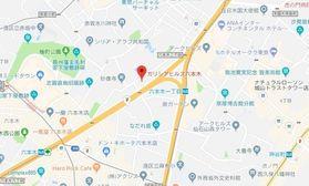 乃木坂駅 徒歩16分案内図